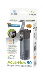 SUPERFISH AQUAFLOW 50 FILTER 100 L/H