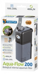 SUPERFISH AQUAFLOW 200 FILTER 500 L/H
